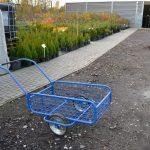 Wózki transportowe dla Klientów